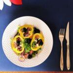 Blandet Salat, Voksen