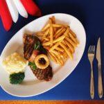 Striploin Steak, Voksen